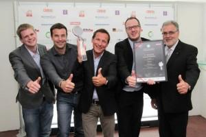 Pimcore wins Constantinus Award 2012