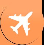 NTEX flygtransporter